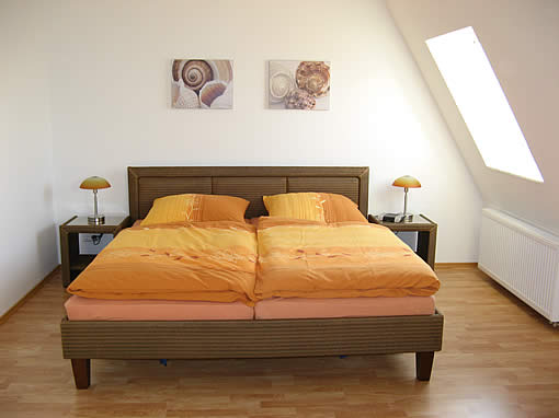 Ferienwohnung Rügen 2 Schlafzimmer | Wohnung 11 Schlafzimmer 2 Ferienwohnung Wiek Auf Rugen Fewo